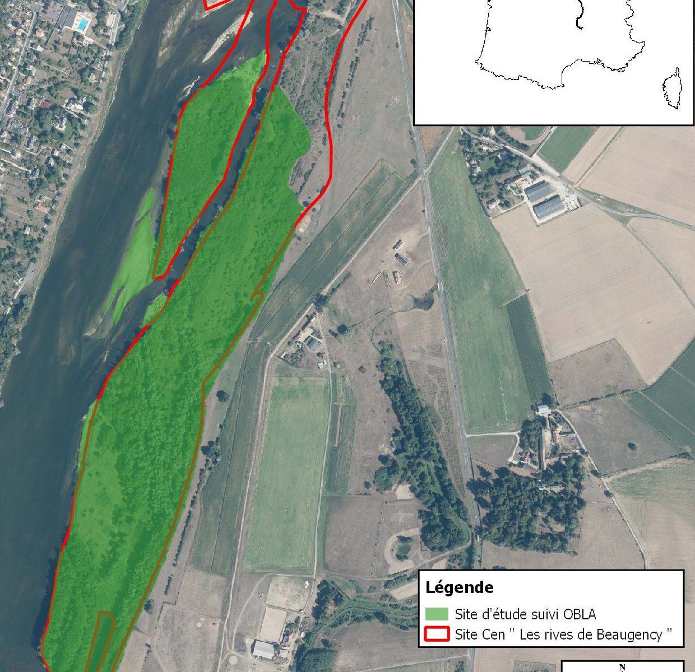 Carte site suivi BPO Loire